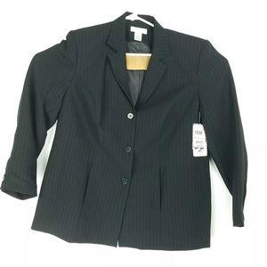 Worthington Womens Size 16W Coat Jacket Blazer